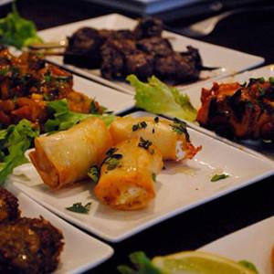 Restaurant MazMez, origineel Libanees eten in Amsterdam